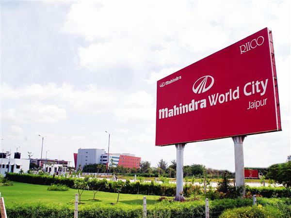 Mahindra SEZ ( Special Economic Zone ) Ajmer Road , Jaipur.