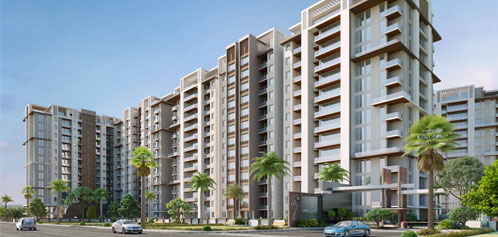3 BHK Apartment - Hyde Park - 1651 Sq ft